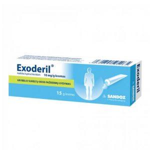 EXODERIL 10 mg – Antifungal Skin Treatment, Mycotic, Candida, Molds