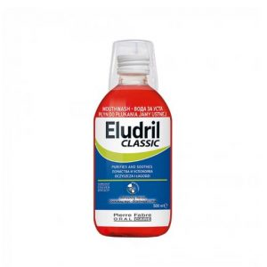 Eludril Classic 200ml / 500ml- Mouthwash Oral solution, Dental Care