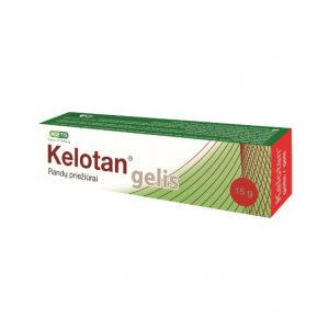 Kelotan Gel 15g - Topical Silicone Gel Managment of Old and New Scars