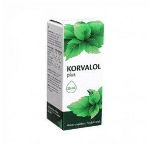 Korvalol Plus 25 ml (Corvalol) - Neurosis, tachycardia, insomnia
